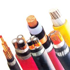الكابلات الكهربائية