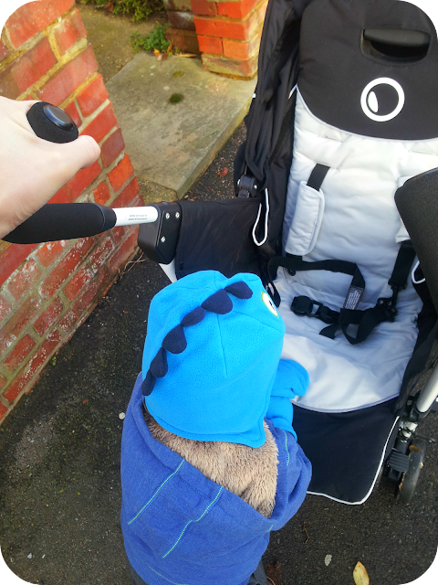 njoy bubble review, petit star stroller