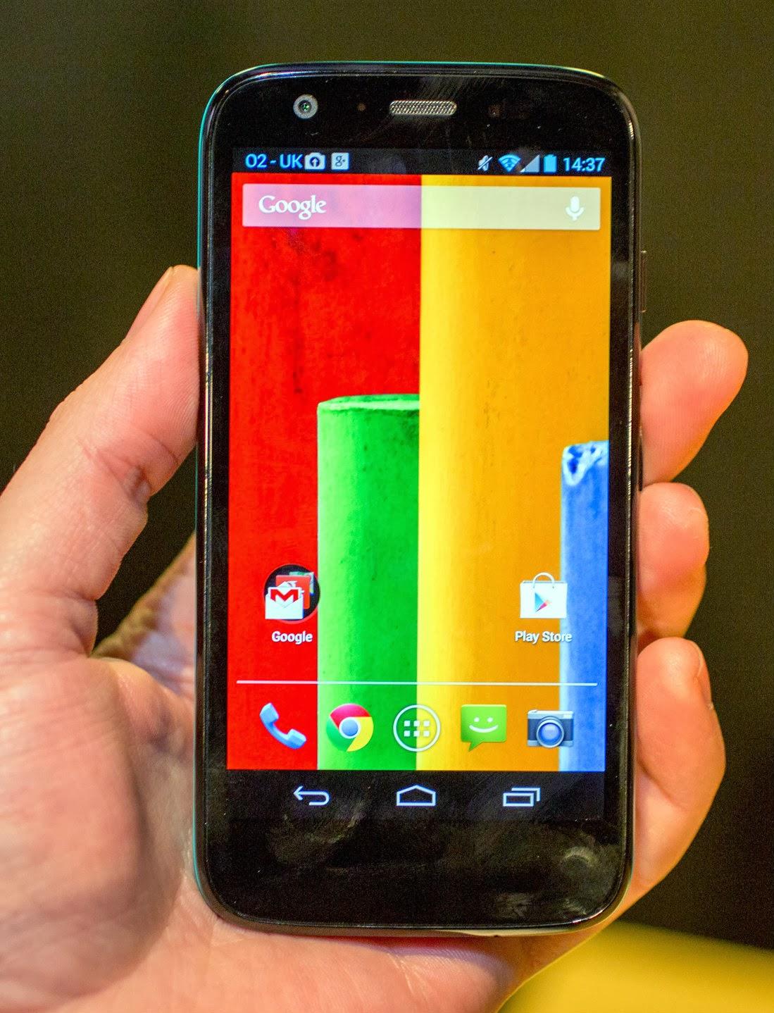 motorola moto g best low cost android smartphone