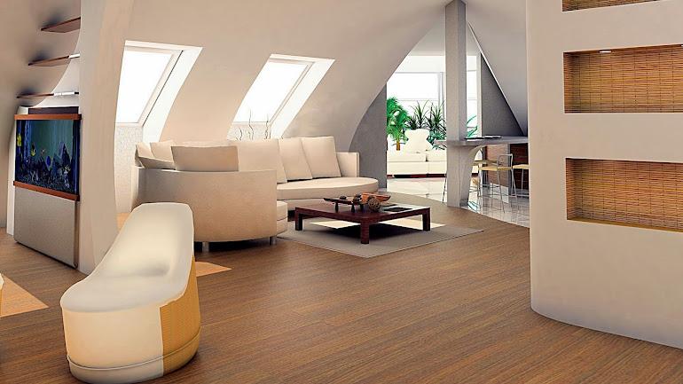 Interior Comfortable apartments