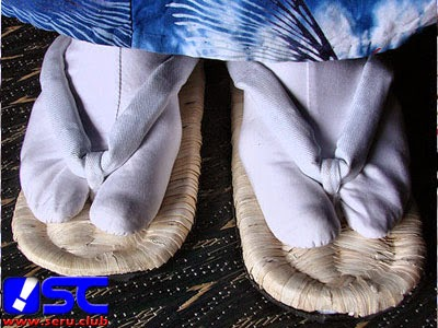 Sandal Jepang
