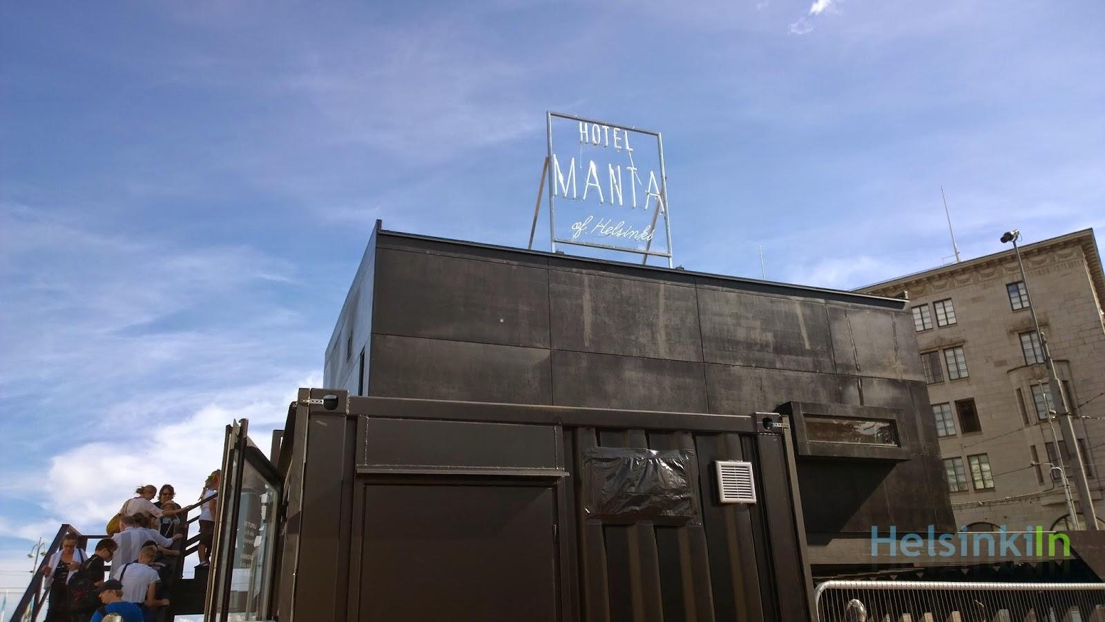 Hotel Manta in Helsinki