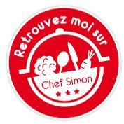 Retrouvez moi sur Chef Simon !