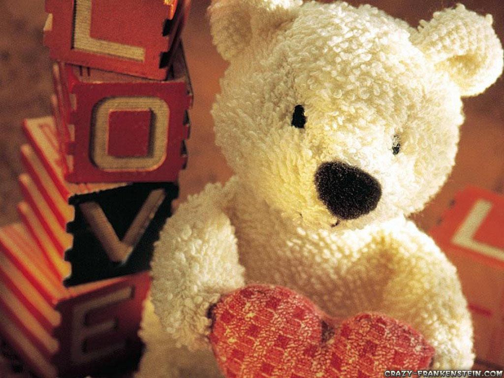 beautiful-wallpapers: beautiful teddy bear wallpaper for desktop