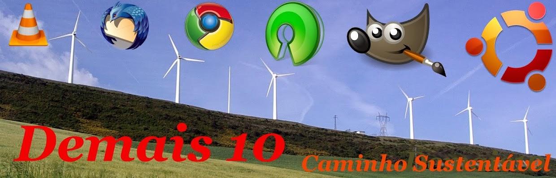 Demais 10 - Caminho Sustentável