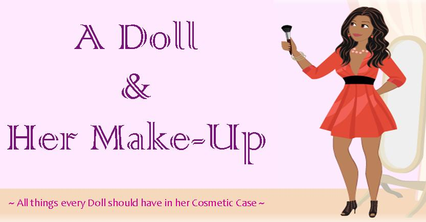 A Doll & Her Make-Up