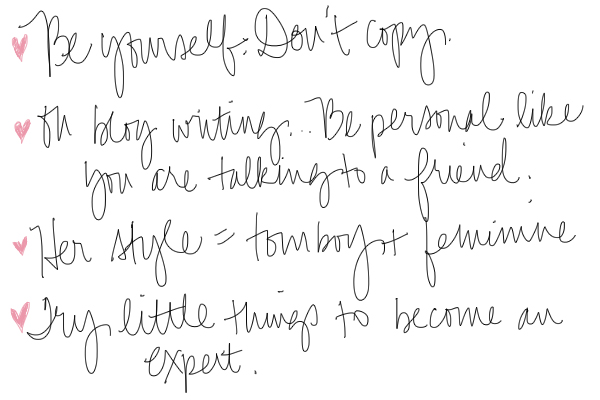 garance dore quotes, garance dore words of wisdom