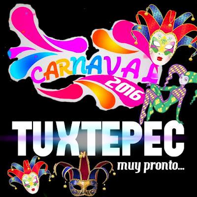 carnaval tuxtepec 2016