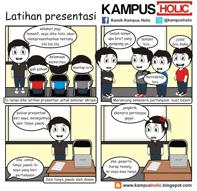 #088 Latihan presentasi mahasiswa
