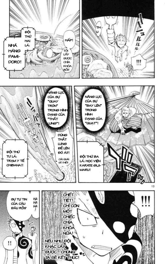 Law of Ueki Plus Chap 16 - Next Chap 17