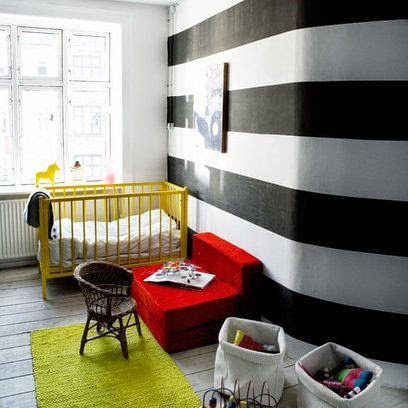 El rinc n de teo habitaciones infantiles ii blanco y negro si o no - Habitaciones infantiles en blanco ...