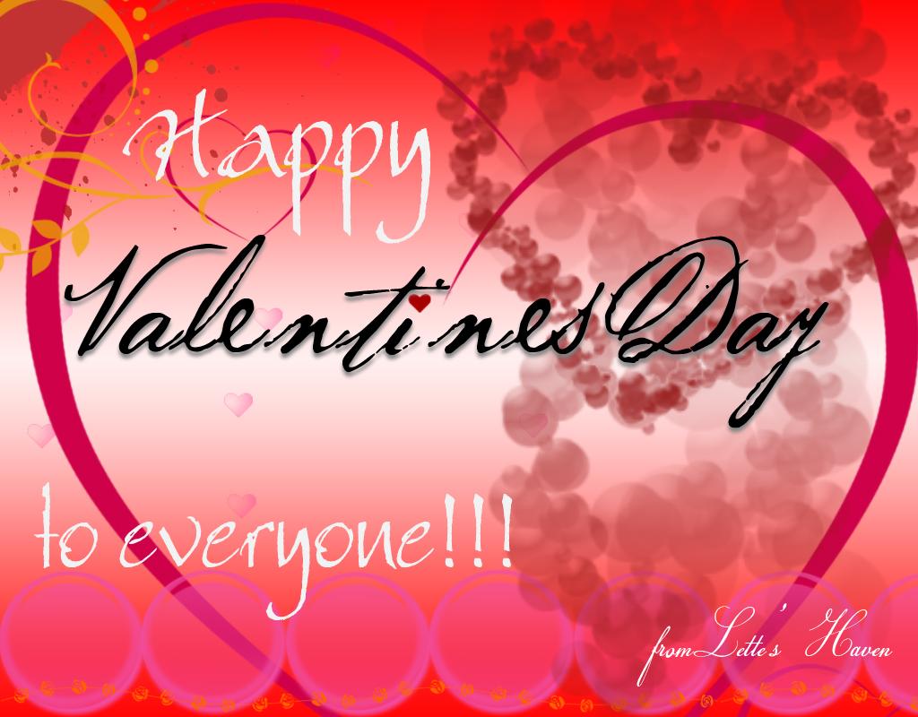 Valentines Day 2012