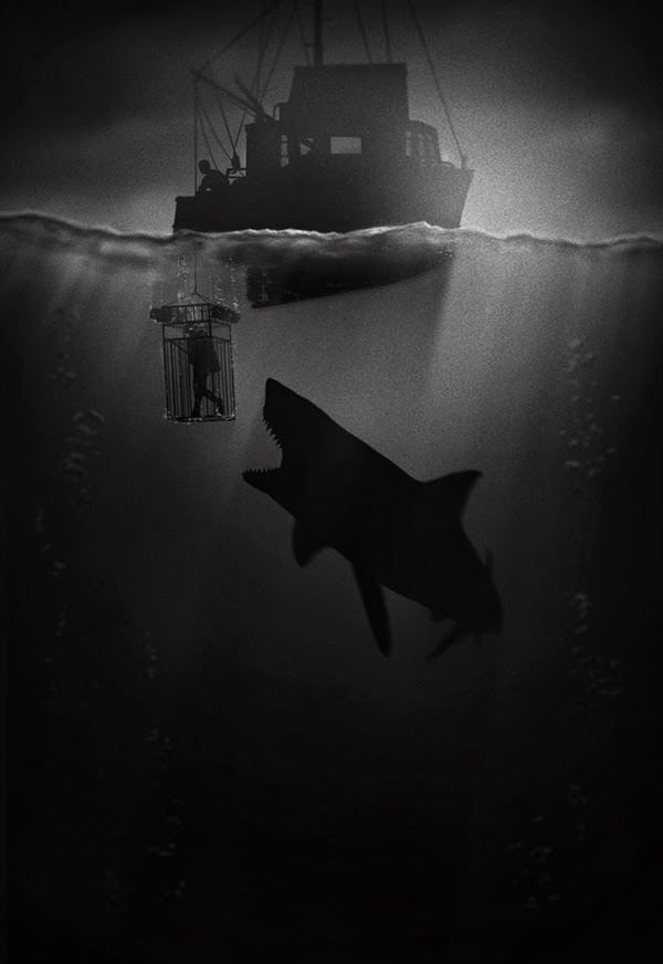 Marko Manev. Noir Series Vol. 2. Films. Jaws