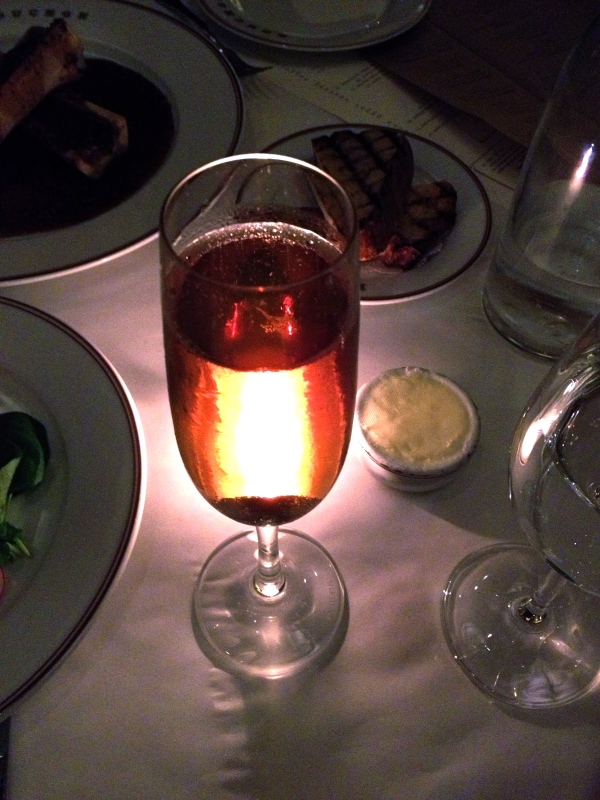 Fork Photos :: Bouchon Bistro in Beverly Hills