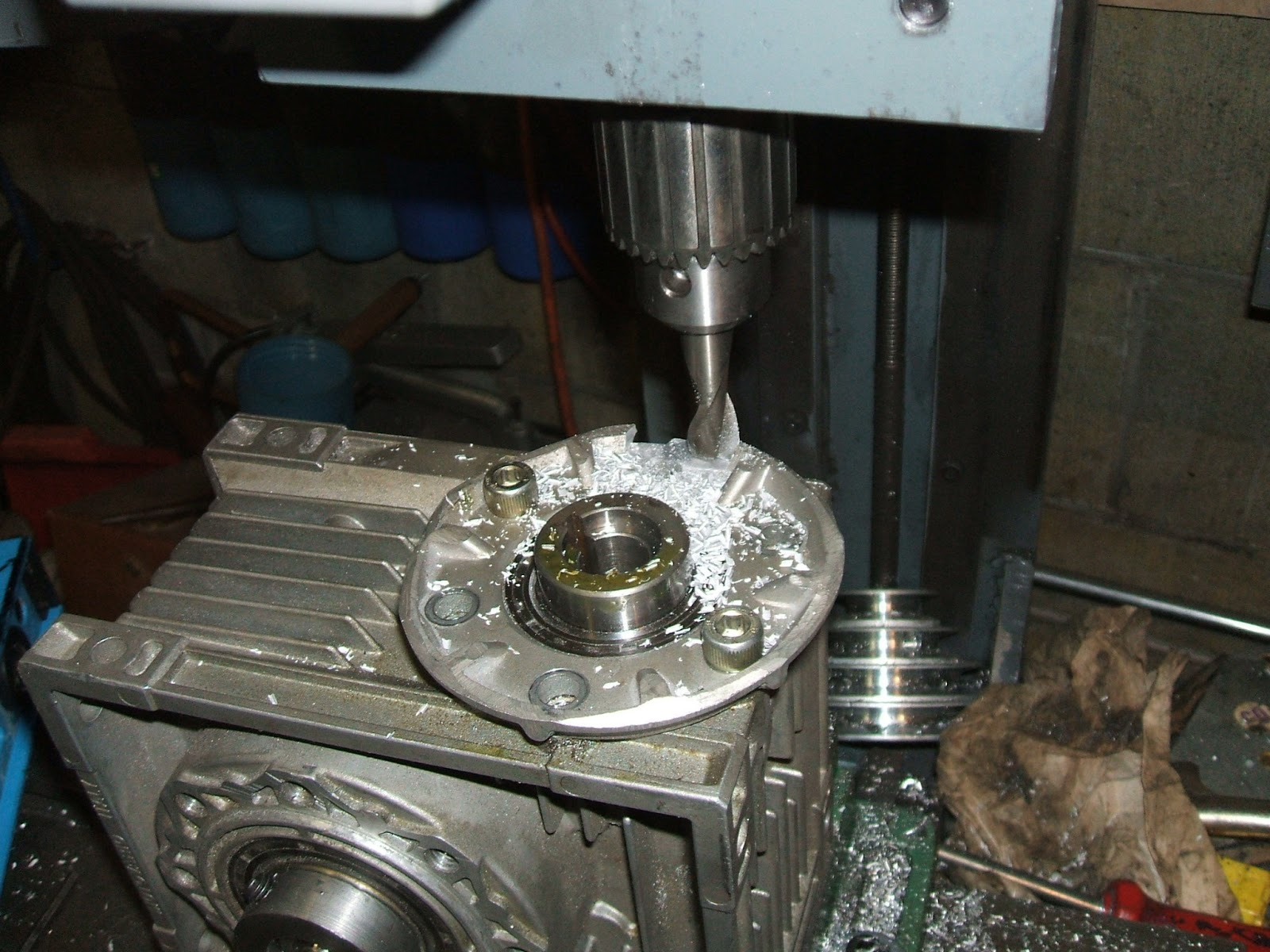 milling machine home
