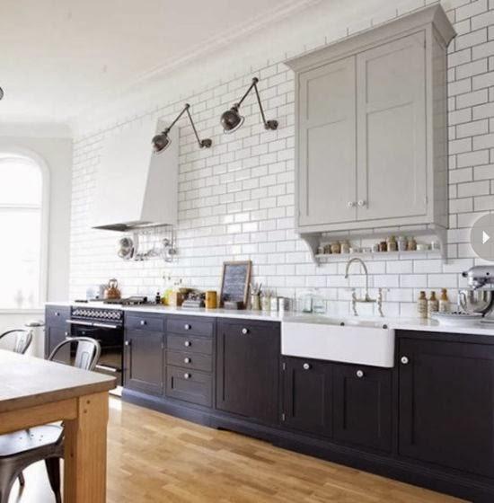 Inspira Interiør: Kjøkkeninspirasjon