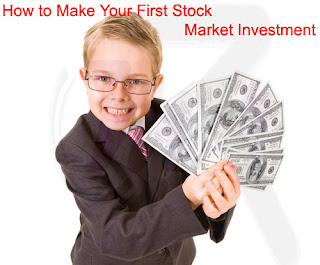 How to Make Your First Stock Market Investment