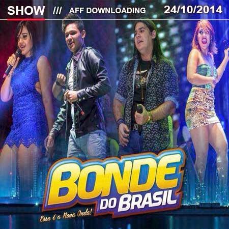 Bonde do Brasil – Missão Velha – CE – 24.10.2014