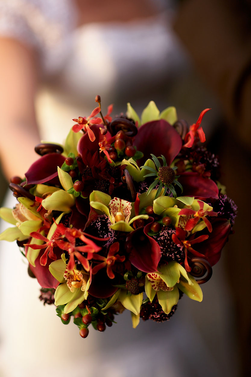 Fall Country Wedding Decorations