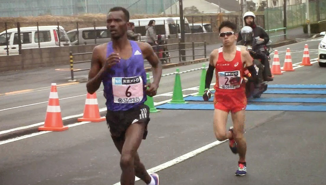 2015年世界陸上競技選手権大会・男子マラソン