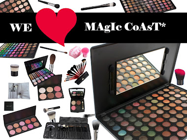 PRODUCTOS NARUKO, COSMÉTICA ASIÁTICA, PALETAS DE MAQUILLAJE, BROCHAS, etc... MAGIC COAST