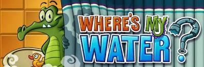Wheres My Water? es un juego de acertijos simple y divertido, basado en conceptos de la física, su protagonista es Swampy el cocodrilo, cuya cometido es tomar una duchas en la aplicación, los jugadores guían el agua a través de capas subterráneas de arena hasta llegar a la bañera de Swampy, con más de 400 niveles, física acuática casi imperial, gráfica súper detallada, logros y efectos especiales cómicos, el juego es una de las aplicaciones mejor posicionadas y más vendidas del instante, desde su lanzamiento, Wheres My Water? ha sido el cifra 1 en 30 países. Sistema operativo requerido: 10.0.0