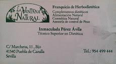La Ventana Natural  Inma Pérez Ávila