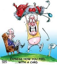 El Golf y sus emociones