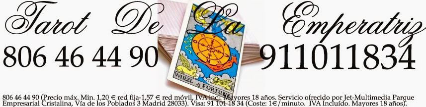 Tarot Gratis, Tarot Amor, Tarot de la Emperatriz