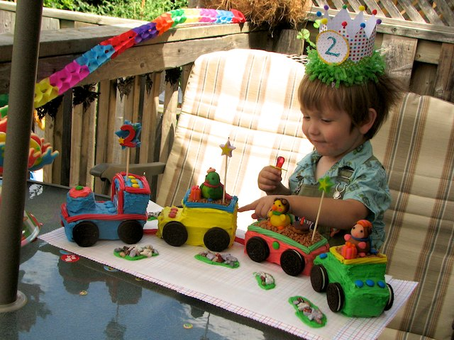 Sugar N Spice Wonder Pets Party Turning 2 Years Old