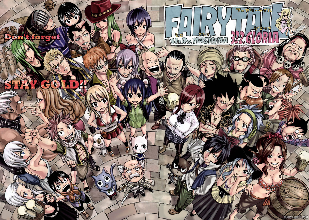 Fairy Tail - Chapter 516