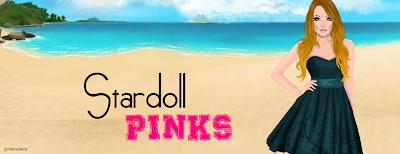 stardoll pinks