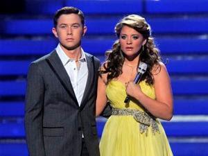 Scotty McCreery, Winner of The American Idol