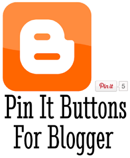 pin it buttons for blogger