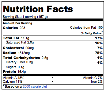 How to lose weight fast in 5 simple steps nutrition facts for Tuna fish salad calories