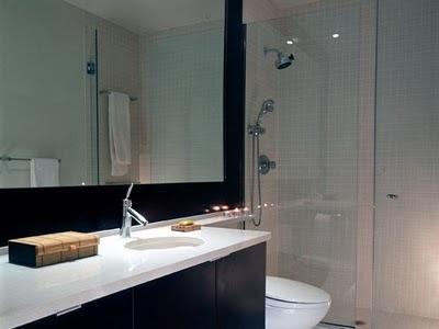 modernos diseos de espejos para el bao