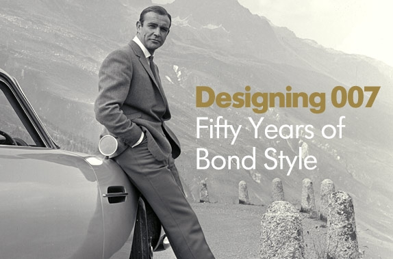Designing 007 Exhibition