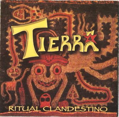 TIERRA - Ritual Clandestino (2001)