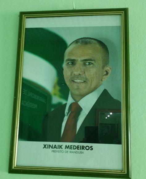 Acusado de corrupção, prefeito de Iranduba se entrega na sede do Ministério Público, em Manaus