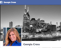 Georgia Cross Facebook | refresh personal brand