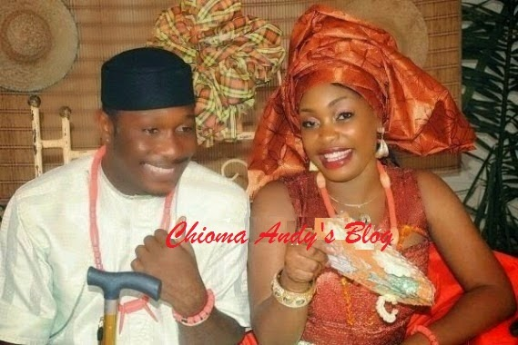 Nuella Speaks on Her Marriage to Nollywood Director, Tchidi Chikere