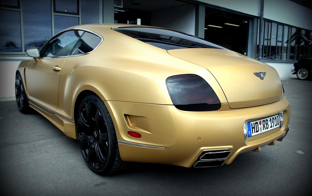 中華車庫 China Garage We Just Love Cars Bentley