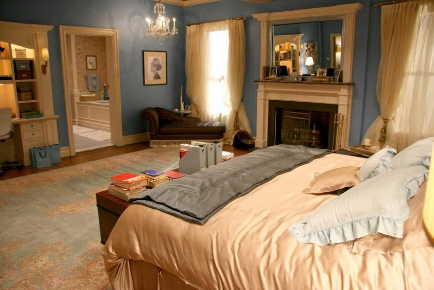 Blair Waldorf Blair Waldorf Bedroom Bedding