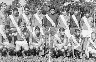 UNIÃO: CAMPEÃO LBF 1967