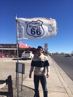 historica rota 66 - historic route 66, estados unidos