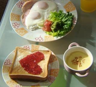Pentingnya Sarapan Pagi Bagi Kesehatan