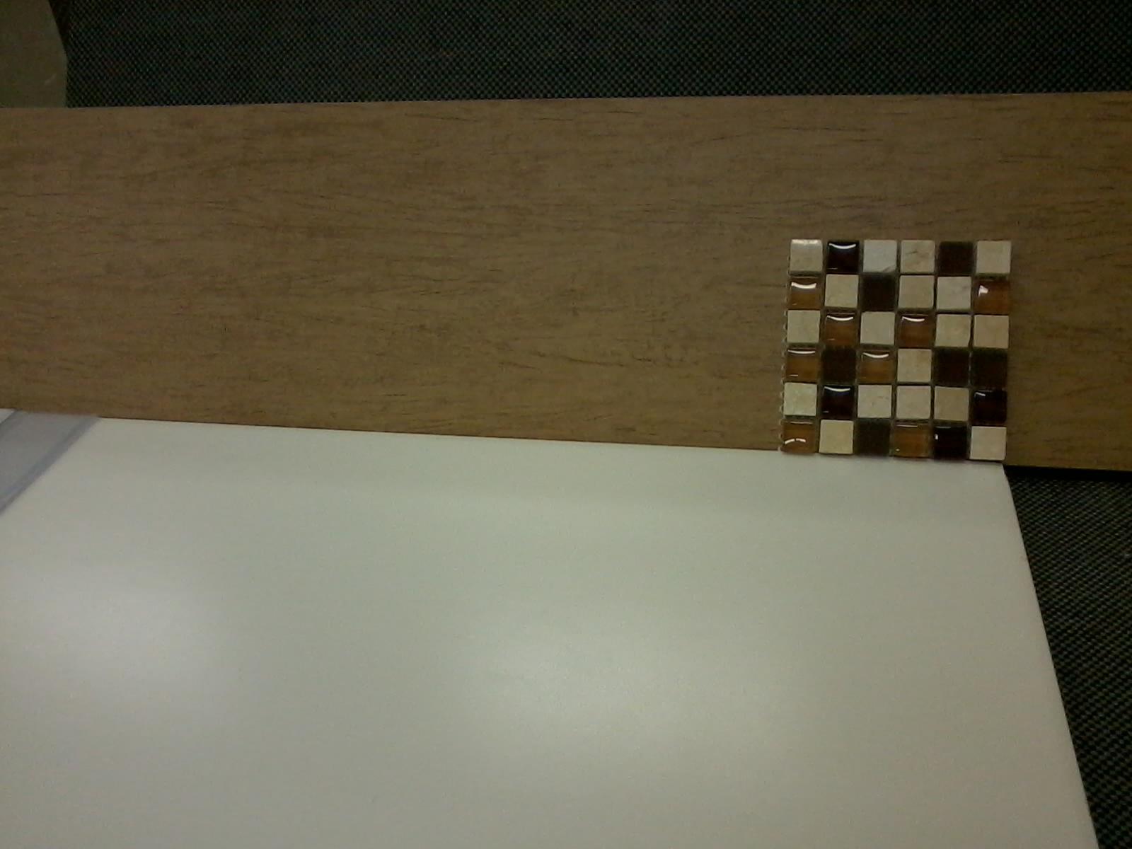 Construindo Nossa Casa: Pisos #2E2716 1600x1200 Banheiro Branco Fosco
