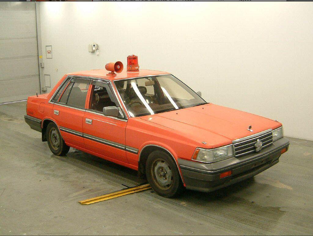 International Vehicle Importers 1992 Mazda RX 7 Toprank