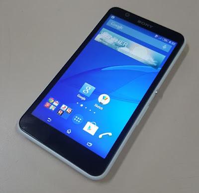 Sony Xperia E4 - Smartphone de baixo custo