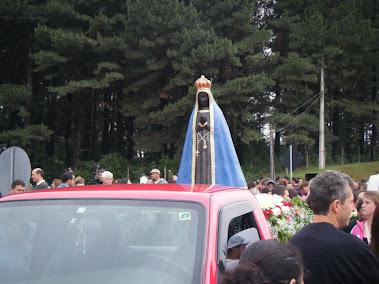 31ª ROMARIA DE NOSSA SENHORA APARECIDA- TAQUARAL